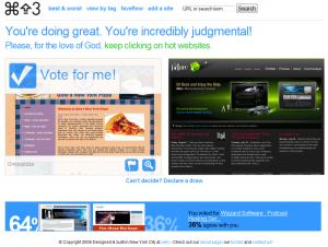 CommandShift3 Webseiten Vergleich