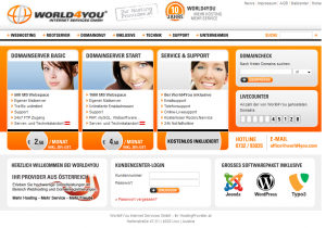 World4You Internet Services