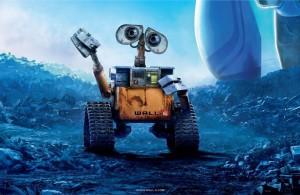 WALL-E der Müllroboter