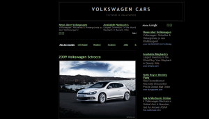 Volkswagen Cars Blog