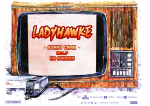 Ladyhawke Game