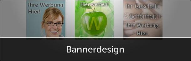 Bannerdesign - Werbebanner von Ostheimer