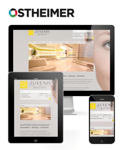Mobiles Webdesign sorgt für eine ideale Darstellung von Webseiten auf Desktopcomputern, Laptops, Tablets und Smartphones